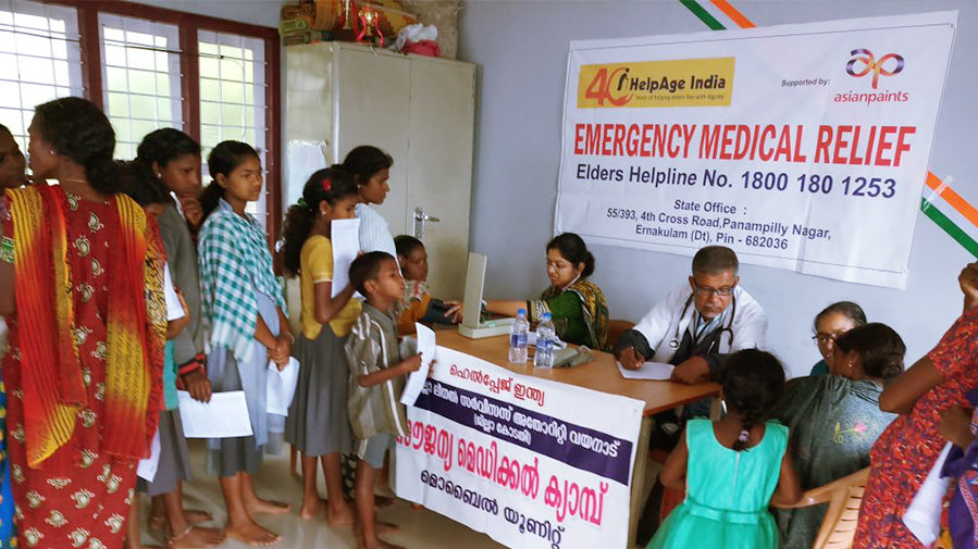 HelpAge, India