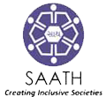 Saath (Initiatives for Equity in Development) Logo