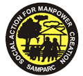 Social Action for Manpower Creation Logo