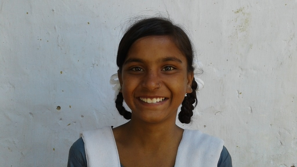 Educate a girl child by supporting her fees