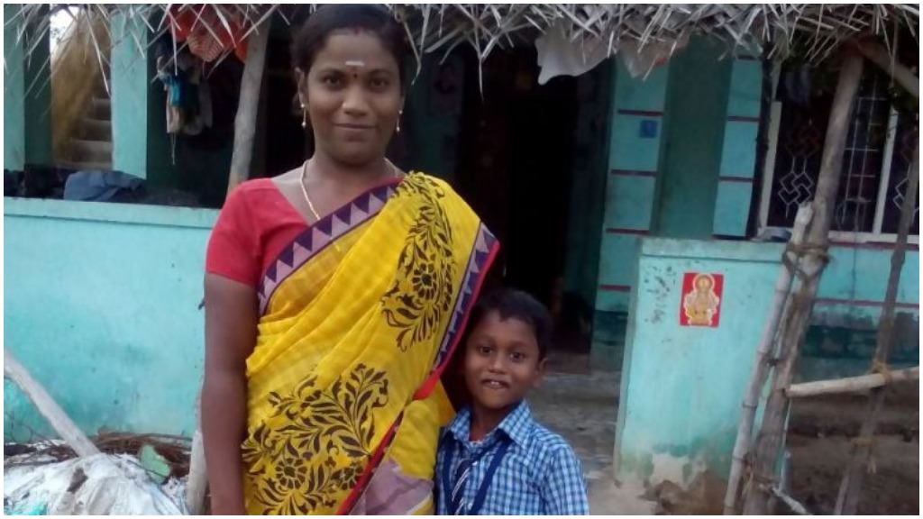 Empower a family to support education