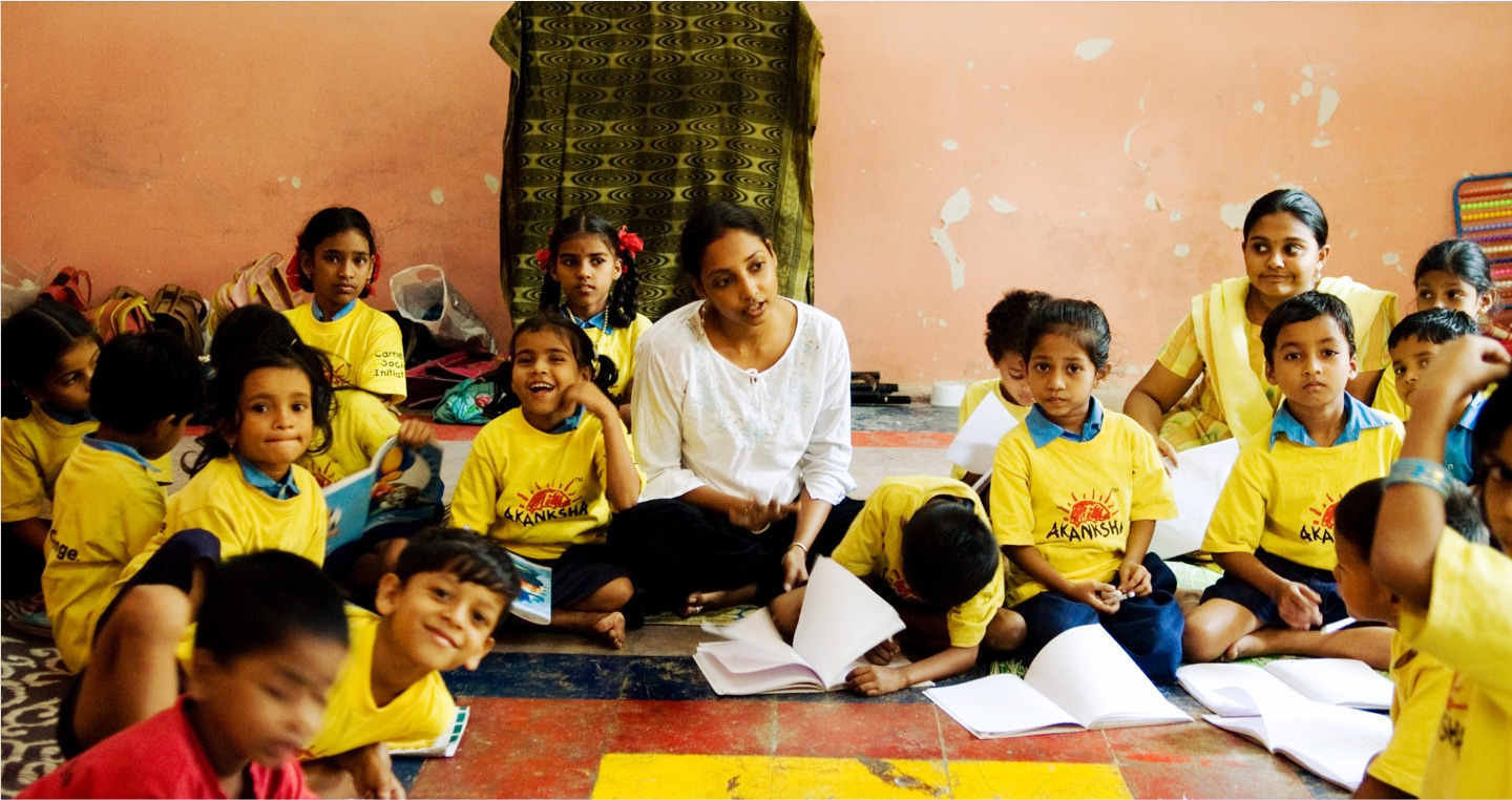 Give a poor child a chance at education