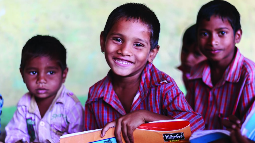 Help rural tribal children access education