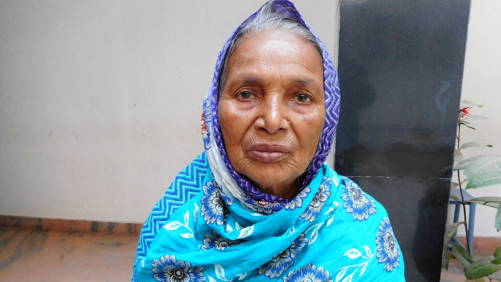 Gift sight by sponsoring a cataract surgery