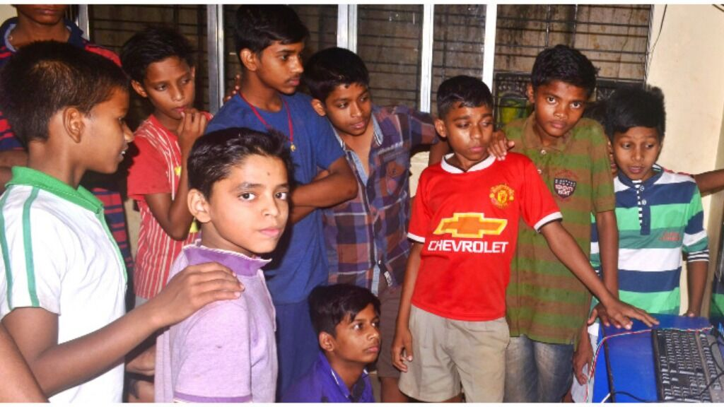 Help in providing a safe night shelter for street children