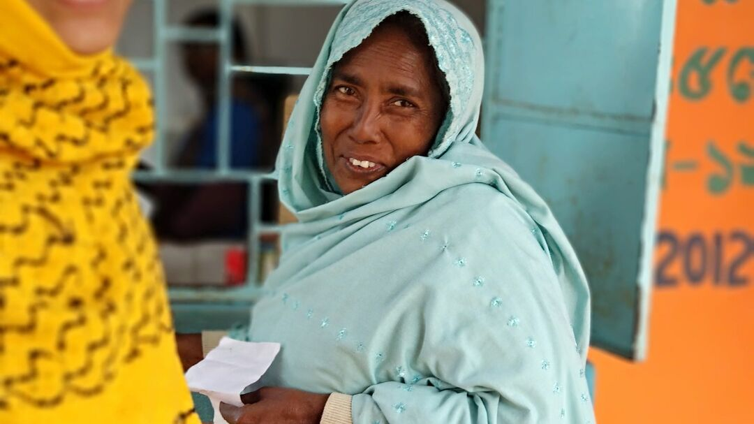 Help villages and underserved areas get access to health care