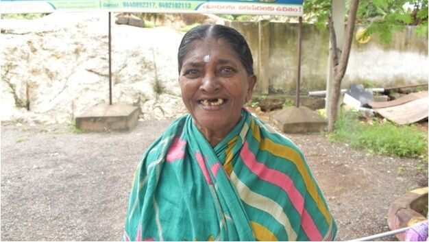 Sponsor living and medical expenses of a destitute and abandoned senior citizen