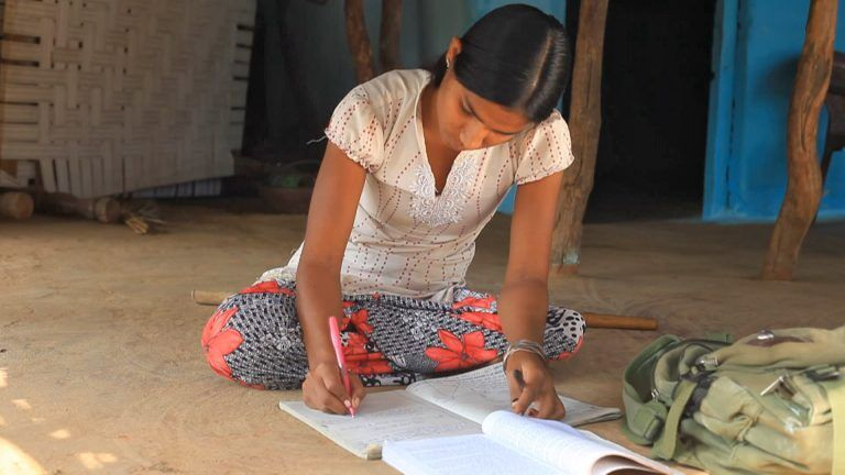 Sponsor the college fee for a deserving student in remote villages