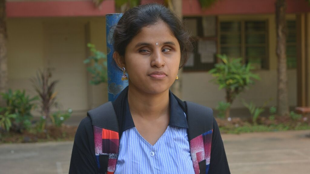 Sponsor the college fees of a differently abled student