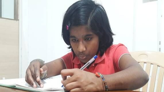 Sponsor the hostel expenses of a differently abled student