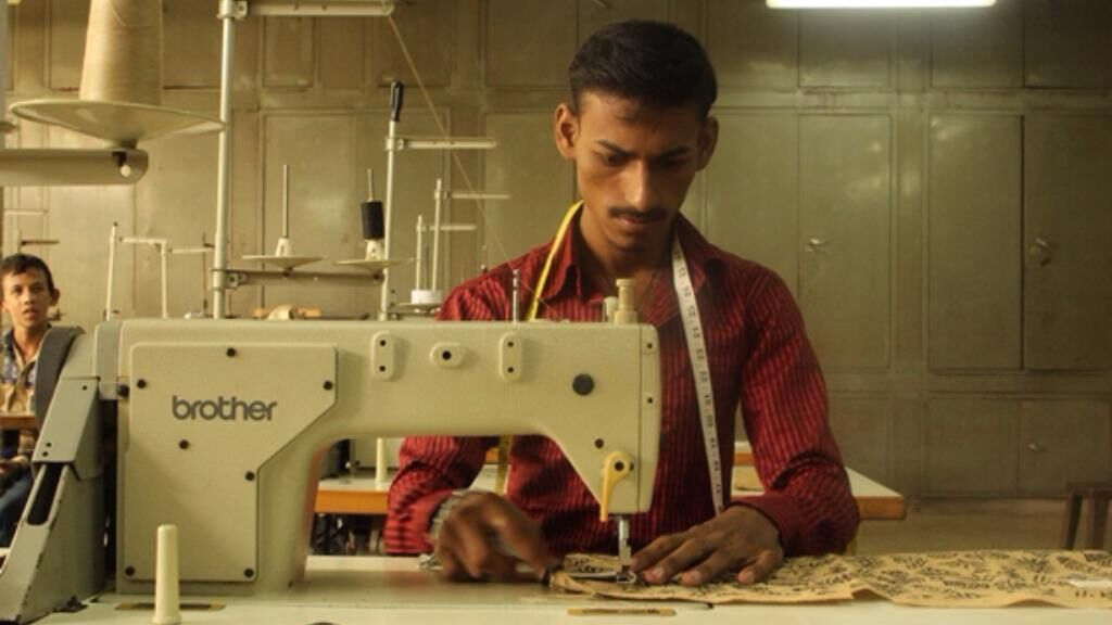 Sponsor vocational training to a differently abled person