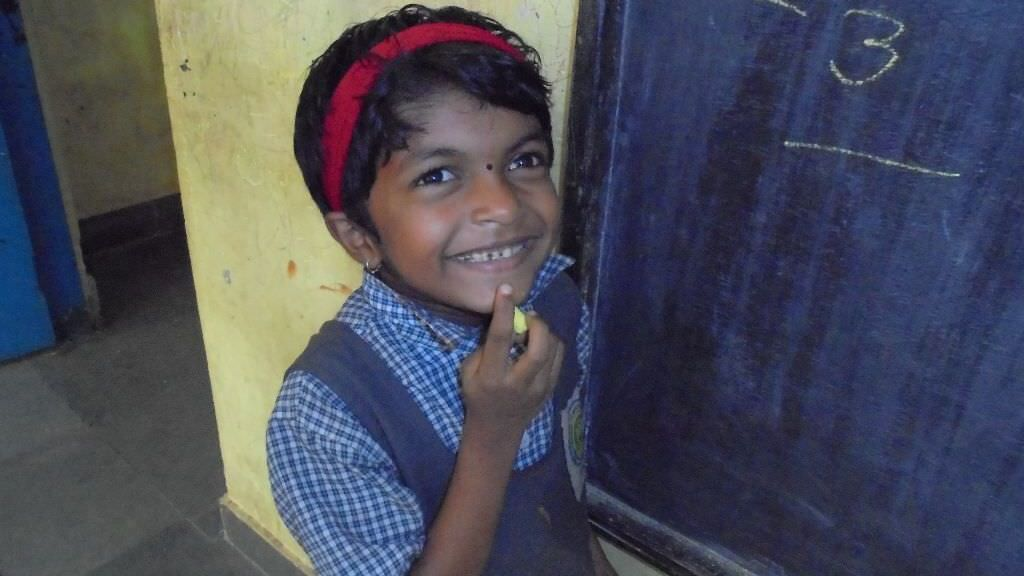 Support the educational expenses of a tribal girl