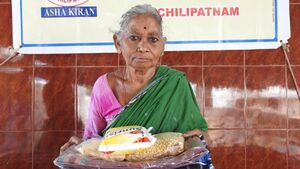 Gift a grandma hope in her last days