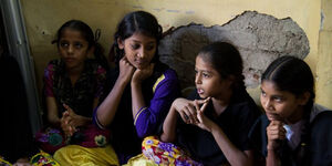 Help poor adolescents get educational support