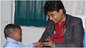 Help rural children get access to pediatric care