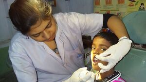 Help villages and underserved areas get access to dental care