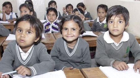 Support the nutrition of poor girls to aid education